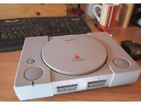 PlayStation 1 / Region Free