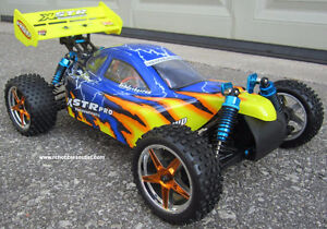 New RC Buggy/Car Brushless Electric PRO LIPO 4WD 2.4G Cornwall Ontario image 9