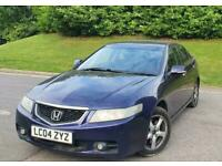 2004 Honda Accord 2.2i CTDi Sport 4dr *** LONG MOT - HPI CLEAR- DELIVERY AVAIL *