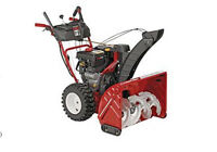"Troy-Bilt 28"" Snowblower"