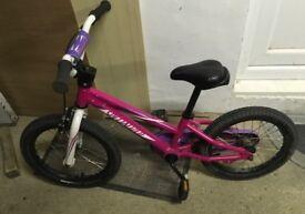 Specialized kids bike 16 inch