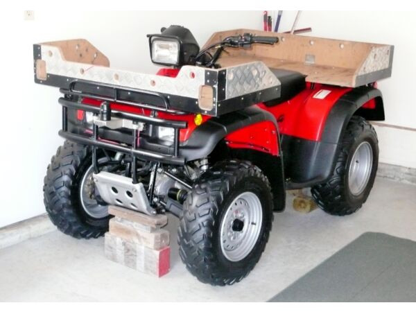 Used 1998 Honda Forman S