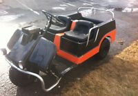 1972 HARLEY DAVIDSON 260cc GAS GOLF CART