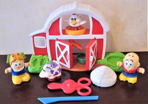 Several Hasbro Play Doh Sets/Molds