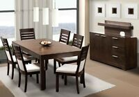 DINING TABLE MADE IN CANADA FOR ONLY 499$
