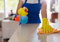 A RELIABLE CLEANING SERVICE - We Clean Your House