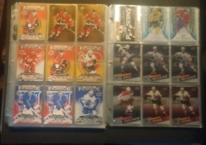 TIM HORTON,S HOCKEY CARD LOT...VARIOUS YEARS...