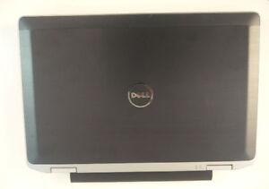 """Dell Latitude 13.3"""" laptop Core i7 2.8 GHz with 1TB HDD"""