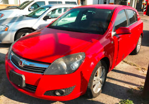 2008 Saturn Astra XR, manual. Certified! Clean CarFax!!