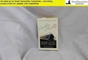 Murder on the Orient Express by Agatha Chistie Canning Vale Canning Area Preview
