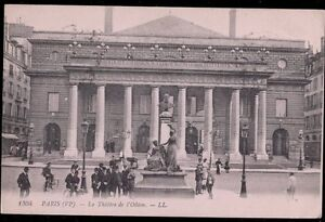 cartolina-PARIGI-paris-theatre-de-l-039-ODEON-1917-VI-02015