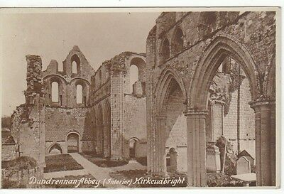 The Abbey Ruins, DUNDRENNAN, Kirkcudbrightshire RP