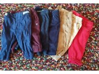 Baby boy trousers 3-6 months