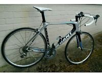 GIANT TCR ADVANCED 0 - 2013 Full Carbon road / race bike. Like New
