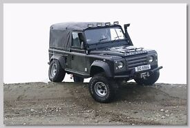 Defender 90 beast of a machine