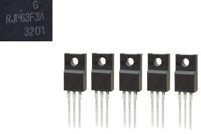 Rjp63f3a 5x Encapsulationto-220silicon N Channel Igbt High Speed