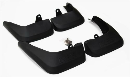 For Hyundai IX35 2010 - 2015 Mud Flaps Guards - Set of 4 (front and back)