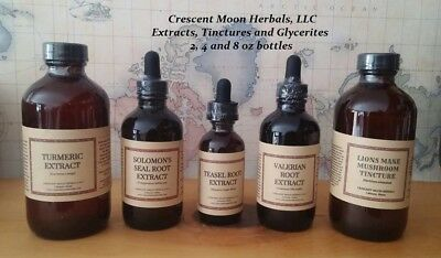 ASTRAGALUS Liquid Herbal Tincture Extract, 2, 4, 8 oz, Made in -