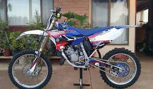 2014 YZ125 Munno Para West Playford Area Preview
