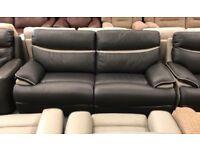 2 x La Z Boy 3 seater recliner sofas