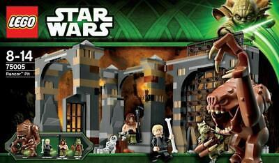 LEGO Star Wars Rancor Pit (75005) NIB Unopened, Free Shipping