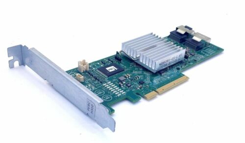 Dell H310 6Gbps SAS HBA w/ LSI 9211-8i P20 IT Mode for ZFS unRAID FreeNAS