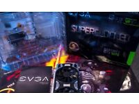 EVGA SUPERCLOCKED GEFORCE GTX 1070 GPU