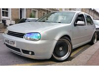 Volkswagen Golf gti 1.8t silver MOT July 2017