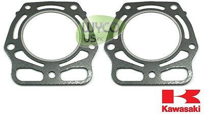 TWO (2) HEAD GASKETS FOR JOHN DEERE 425 & 445 TRACTORS W/ KAWASAKI FD620D ENGINE