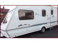 Swift Charisma 4 Berth Luxury Touring Caravan Ace Sterling Abbey Group REDUCED