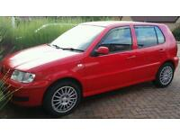 Volkswagen Polo 1.4 Match Edition (6n2)