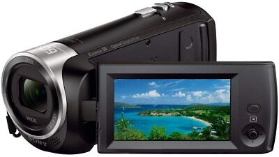 Sony - HDRCX405 HD Video Recording Handycam Camcorder (black) - Brand New