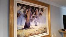 Paintings by Pro Hart , Peter Croad , Henry McLaughlan Medina Kwinana Area Preview