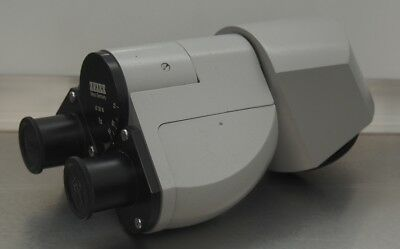 Zeiss 473016 Im Im-35 Inverted Microscope 1x Binocular Head