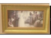 Prints wedding scenes X2