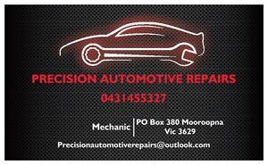 Precision automotive Mooroopna Shepparton City Preview