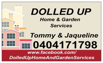 Dolled Up Home And Garden Services