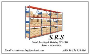 Compactus / shelving / pallet racking Penrith Penrith Area Preview