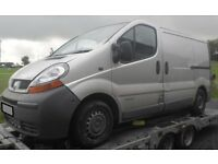 BREAKING 2005 RENAULT TRAFFIC 1.9 DCI-- NO TEXTS PLEASE - NEWRY / ARMAGH