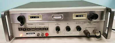 Vintage Hp 8614a Signal Generator 0.8-2.4 Ghz Working Unit I-1