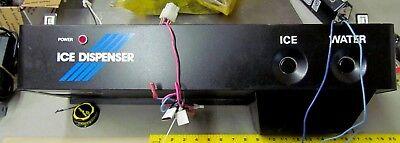 Used Hoshizaki Condenser Dispenser Shroud With Controls For Dcm-500baf