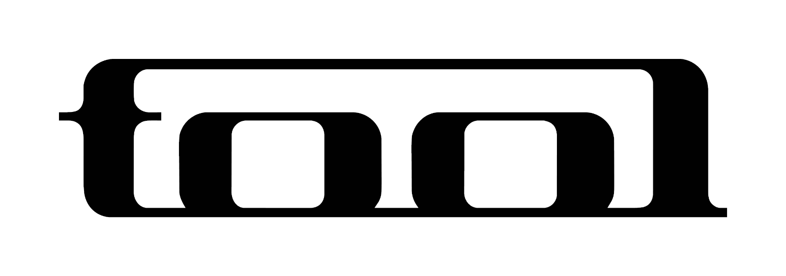 TOOL Die Cut Vinyl Decal, Car Truck Window Sticker phone roc