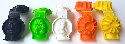 Vintage Play Doh Kenner 1989 Fingles Wendys Molds Halloween Witch Cat Ghost