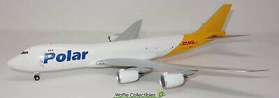 1:200 JC Wings Polar Air Cargo B 747-8 N851GT 82674 XX2712 Airplane Model