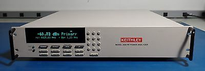 Keithley Instruments 2800 Rf Power Analyzer