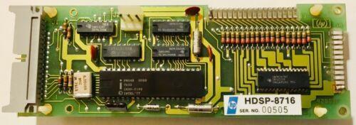 Hewlett Packard HDSP-8716 Alphanumeric Display - New