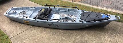 Kings Kraft 3.9 pedal Kayak
