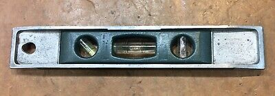 Vintage Klein Tools 930-9 9 Magnetic Torpedo Level Usa