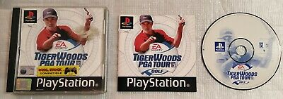 Used, TIGER WOODS PGA TOUR GOLF PS1 COMPLETO OTTIME CONDIZIONI  for sale  Shipping to Nigeria