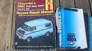 ** Owners Manual & Repair Manuals**